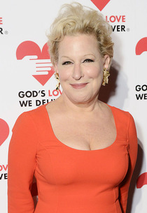 Bette Midler | Photo Credits: Eugene Gologursky/WireImage