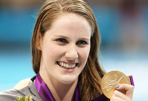 Missy Franklin | Photo Credits: Clive Rose/Getty Images