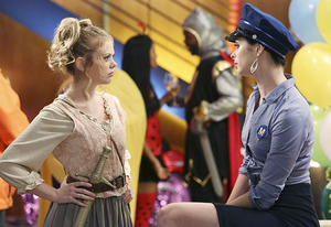 Dreama Walker and Krysten Ritter | Photo Credits: Danny Feld/ABC