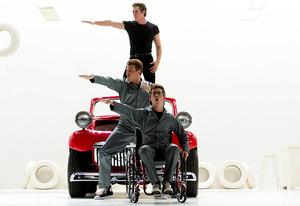 The Boys of Glee | Photo Credits: Adam Rose/FOX