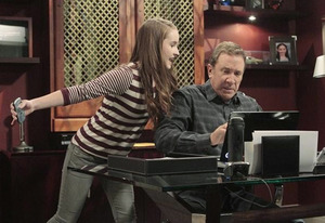 Kaitlyn Dever, Tim Allen | Photo Credits: Carin Baer/ABC
