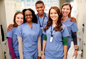 The Interns on Grey's Anatomy | Photo Credits: Ron Tom/ABC