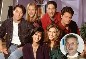 Friends, Kevin Bright | Photo Credits: NBC, Chris Polk/FilmMagic