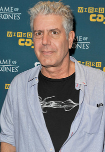 Anthony Bourdain | Photo Credits: Jerod Harris/Getty Images