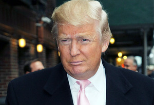 Donald Trump | Photo Credits: Jeffrey Ufberg/WireImage