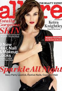 Keira Knightley | Photo Credits: Mario Testino for Allure Magazine