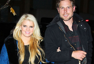 Jessica Simpson and Eric Johnson | Photo Credits: Jackson Lee / Splash News