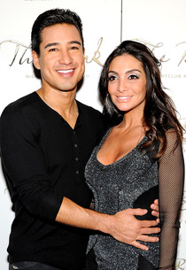 Mario Lopez and Courtney Mazza | Photo Credits: David Becker/WireImage
