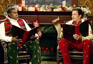 Tracy Morgan and Jimmy Fallon | Photo Credits: NBC