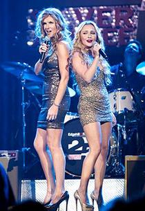 Connie Britton and Hayden Panettiere | Photo Credits: Chris Hollo/ABC