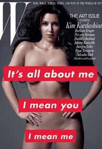 Kim Kardashian | Photo Credits: Mark Seliger/W Magazine