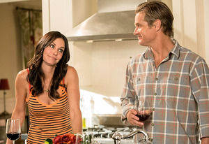 Courteney Cox, Brian Van Holt | Photo Credits: Danny Feld/TBS