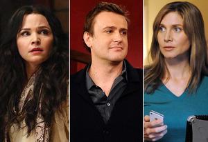 Ginnifer Goodwin, Jason Segel, Elizabeth Mitchell | Photo Credits: ABC, CBS, NBC