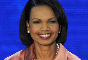 Condoleezza Rice | Photo Credits: Ida Mae Astute/Getty images
