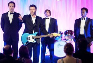 The Wedding Band | Photo Credits: Darren Michaels/TBS