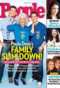 Paula Deen | Photo Credits: People Magazine