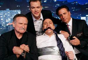 Jimmy Kimmel Live | Photo Credits: Randy Holmes/ABC
