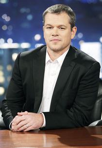 Matt Damon | Photo Credits: Randy Holmes/ABC