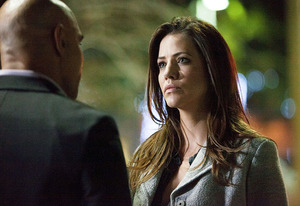 Julie Gonzalo | Photo Credits: Skip Bolen/TNT