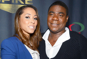 Tracy Morgan and Megan Wollover | Photo Credits: Frederick M. Brown/Getty Images
