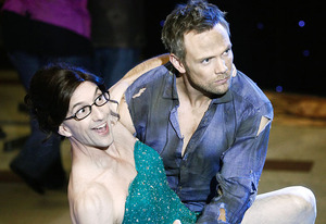 Jim Rash and Joel McHale | Photo Credits: Vivian Zink/NBC