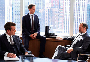 Suits | Photo Credits: Shane Mahood/USA Network