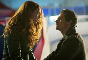 Bridget Regan and Jay Ryan | Photo Credits: Sven Frenzel/the CW