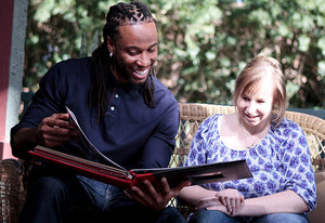 Larry Fitzgerald | Photo Credits: Andy DeLisle/USA Network