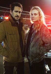 Demián Bichir and Diane Kruger | Photo Credits: Byron Cohen/FX