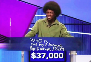 Leonard Cooper | Photo Credits: Teen Jeopardy
