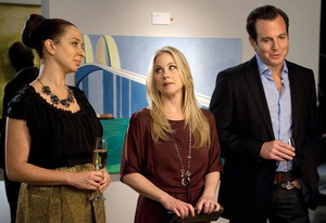 Maya Rudolph, Christina Applegate, Will Arnett | Photo Credits: Colleen Hayes/NBC