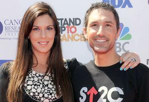 Jenna Morasca and Ethan Zohn | Photo Credits: Gregg DeGuire/WireImage.com
