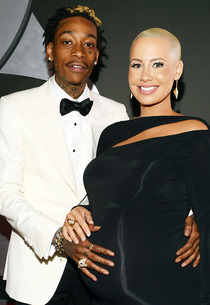 Wiz Khalifa and Amber Rose | Photo Credits: Larry Busacca/WireImage