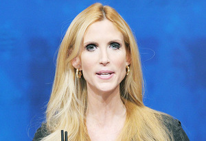 Ann Coulter | Photo Credits: Mandel Ngan/AFP/Getty Images