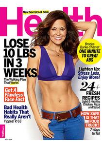 Brooke Burke-Charvet | Photo Credits: Health Magazine
