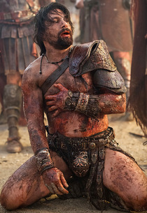 Manu Bennett | Photo Credits: Starz