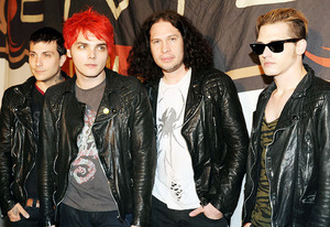 My Chemical Romance | Photo Credits: Jeff Kravitz/FilmMagic