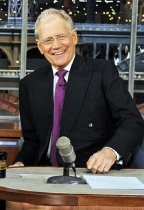 David Letterman | Photo Credits: Jeffrey R. Staab/NBC