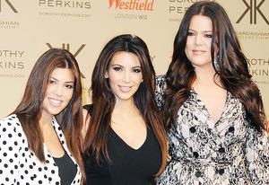 Kourtney, Kim and Khloe Kardashian | Photo Credits: Stuart Wilson/WireImage