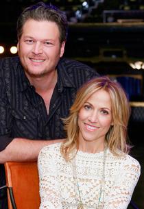 Blake Shelton, Sheryl Crow   Photo Credits: Trae Patton/NBC