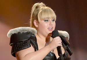 Rebel Wilson | Photo Credits: Kevork Djansezian/Getty Images