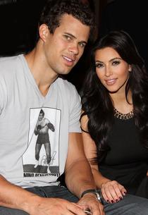 Kris Humphries and Kim Kardashian   Photo Credits: Jerritt Clark/WireImage