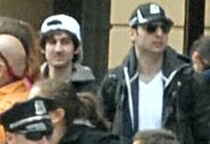 Dzhokhar Tsarnaev, Tamerlan Tsarnaev | Photo Credits: FBI