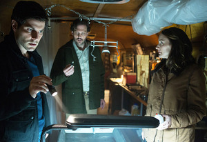 David Giuntoli, Silas Weir Mitchell, Bree Turner | Photo Credits: Scott Green/NBC.