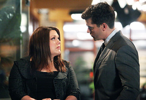 Brooke Elliott and Jackson Hurst | Photo Credits: Annette Brown/Lifetime