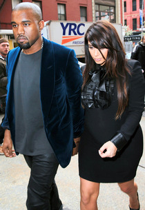 Kanye West, Kim Kardashian | Photo Credits: Jackson Lee/Star Max/Getty Images
