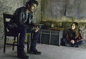 Sendhil Ramamurthy, Kristin Kreuk | Photo Credits: Ben Mark Holzberg/The CW
