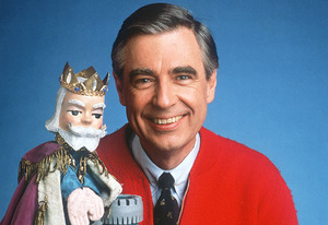 Fred Rogers   Photo Credits: Fred Prouser/Reuters/Landov