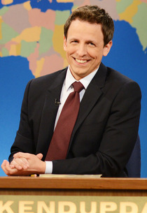 Seth Meyers | Photo Credits: Dana Edelson/NBC