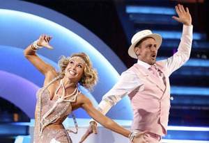 Kym Johnson, Ingo Rademacher | Photo Credits: Adam Taylor/ABC